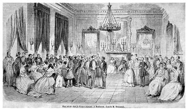 Reception at Palatul Domnesc, 1843.jpg