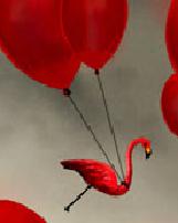 File:Flamingo Balloon.png