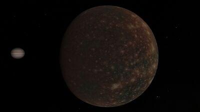 Callisto SpaceEngine