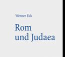 Rom und Judaea: Fünf Vorträge zur römischen Herrschaft in Palästina