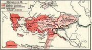 Kleinasien - 63 v. Chr.