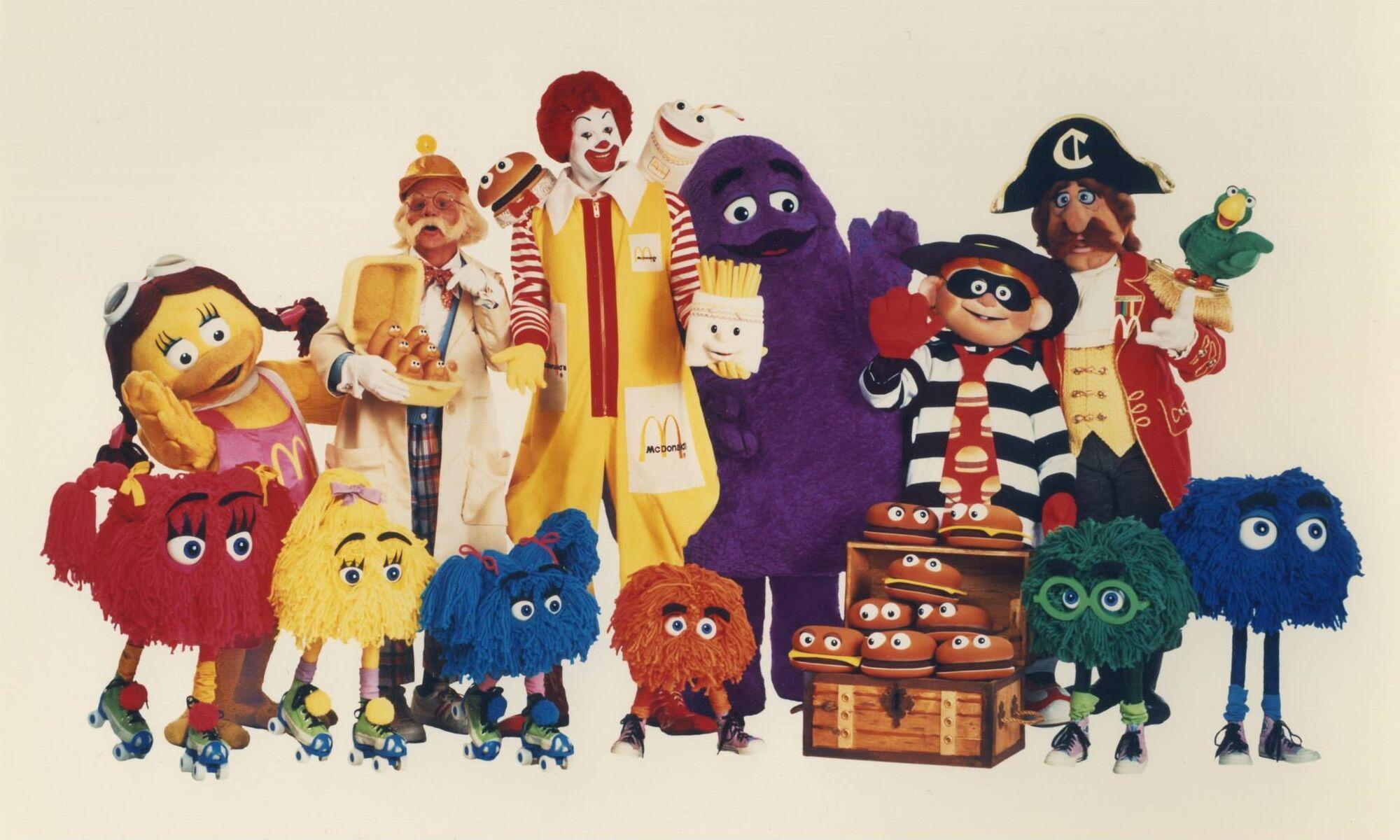 List of McDonald's characters | McDonald's Wiki | FANDOM ...