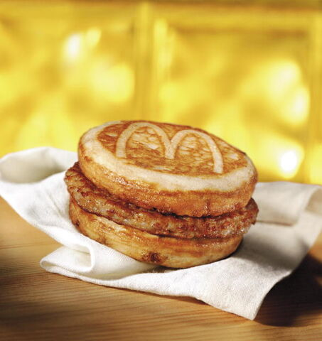 File:Sausage McGriddles.jpg