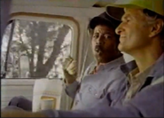 Hal Williams McDonalds Commercial 1984