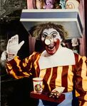 The first Ronald