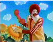 Ronald Calls Mr. Sun
