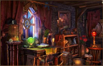 Witchroom klein