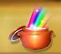 Multicolored Pot