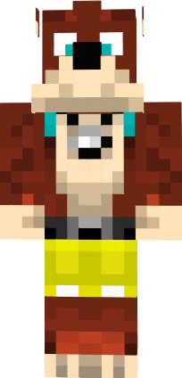 File:Michael minecraft skin.png