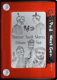 RT Shorts Vol 2 DVD