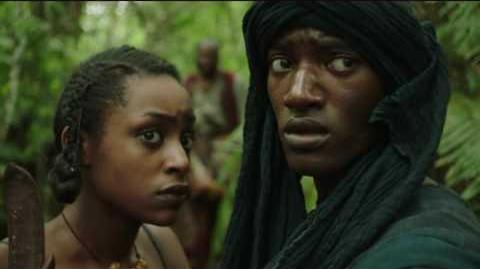 """Go free, I am Free"" Roots 2016 clip"