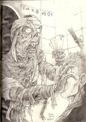 The Mummy by Crash2014