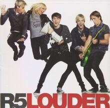Louder (Front)