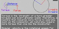 Relevant Physics