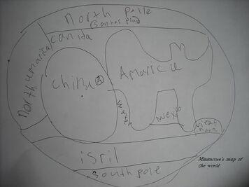 Minimoose map