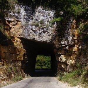 D136 (26) Gorges du Roubion à Soyans (2)