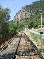 TrainJaune Voie Villefranche 02
