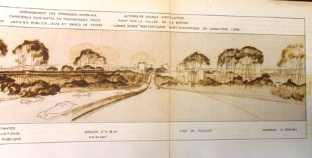 A6 1934 Illustration Plan Prost