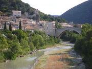 D94 (26) Pont Roman de Nyons