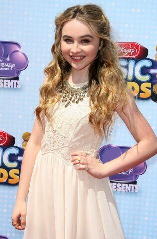 File:Sabrina at the rdma.jpg