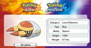 Grubbin info