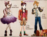 Facebook Royals Artwork