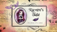 Raven's Tale the story of a Rebel