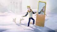 TMIS - Daring poses with mirror