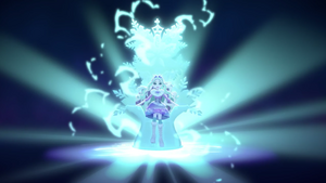 Crystal on a throne - EW, p3