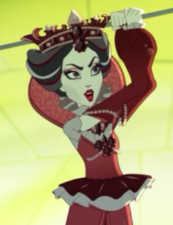 The Red Queen - WTW