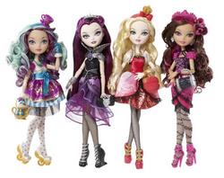 Original Dolls, Apple, Raven, Maddie, Briar