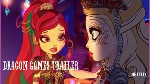 Ever After High™ Dragon Games TRAILER OFFICIAL