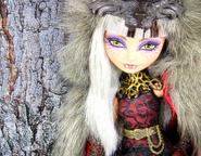 Cerise Wolf in a myfroggystuff video