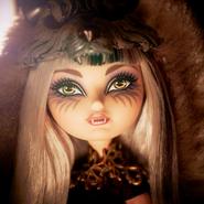 Cerise Wolf Face Shot - shessocerise.blog
