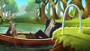 Croquet-tastrophe - milton and giles
