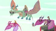 DG HTG - Darling Holly Poppy took flight