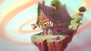Ginger and Maddie's House in Wonderland - SU