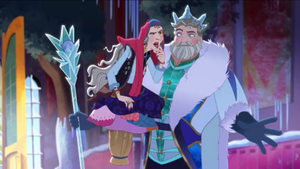 Epic Winter The Snow King Arrives - Baba Yaga and Snow King