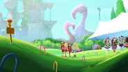 The croquet lawn - LSTD