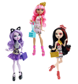 Book Party Dolls