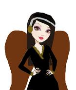 Silklen Maleficent Winter Wonderland