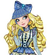 Blondie Lockes Winter Wonderland