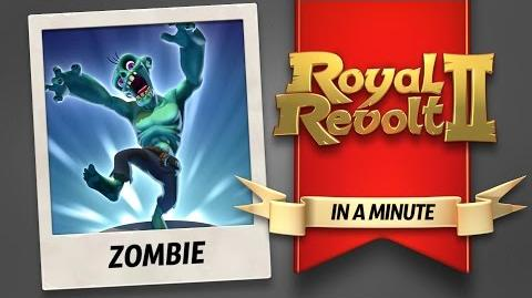 Royal Revolt 2 - The Zombie