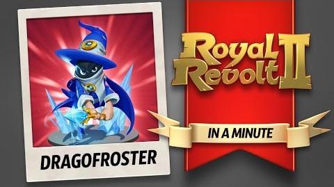 Royal Revolt 2 - The Dragofroster