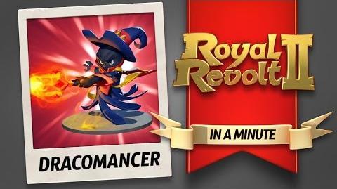 Royal Revolt 2 - The Dracomancer