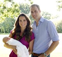Prince George (1 month)