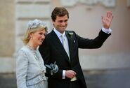 Prince Amedeo Wedding 9