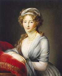Elizabeth Alexeievna of Russia