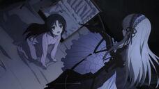 Megu and Suigintou