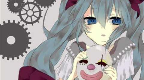 Hatsune Miku - Karakuri Pierrot with Lyrics